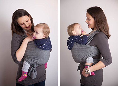 4 In 1 Cuddlebug Baby Wrap Carrier Soft Baby Carrier Baby Sling