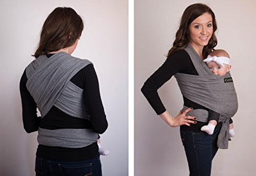 4 In 1 Cuddlebug Baby Wrap Carrier Soft Baby Carrier