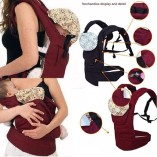 BBCL296-New-Red-Front-Back-Baby-Safety-Carrier-Infant-Comfort-Backpack-Sling-Wrap-Harness-0-0