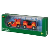BRIO-BRI-33576-Rail-Light-and-Sound-Fire-Engine-0-0
