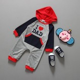 Baby-Boys-Long-Sleeves-Hoodie-Romper-I-Love-Mom-and-Dad-Bodysuit-0-1