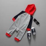 Baby-Boys-Long-Sleeves-Hoodie-Romper-I-Love-Mom-and-Dad-Bodysuit-0-2