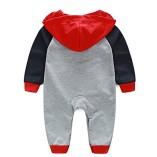 Baby-Boys-Long-Sleeves-Hoodie-Romper-I-Love-Mom-and-Dad-Bodysuit-0-4