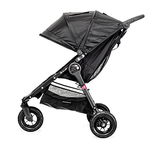 Baby Jogger City Mini Gt Single Stroller Black Toffee