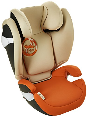 Cybex Solution M Toddler Car Seat Autumn Gold