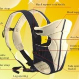 Ecosusi-Classic-Front-and-Back-Baby-Carrier-0-1