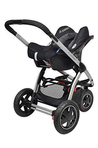 Maxi-Cosi Cabriofix Group 0+ Car Seat – Black Raven | Toffee Apple World