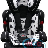 Mcc-3in1-Convertible-Baby-Child-Car-Safety-Booster-Seat-Group-123-9-36-kg-PINK-GREY-ORANGE-RED-BLUE-SPOTTED-LEOPARD-Spotted-0