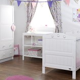 Obaby-Lisa-3-Piece-Furniture-Set-White-0-0