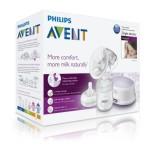 Philips-AVENT-Comfort-Single-Electric-Breast-Pump-UK-3pin-Plug-0-2