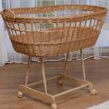 WALDIN-Baby-wicker-cradle-Moses-basket-4-colours-availablewhite-0-0