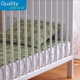 White-Solid-Wood-Baby-Cot-Bed-Deluxe-Foam-Mattress-Converts-into-a-Junior-Bed–3-Position–FREE-UK-Delivery-0-4