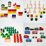 12075-Wooden-Train-Set-130-Pieces-More-than-5-m-of-Tracks-Compatible-with-Brio-Eichhorn-Ikea-Thomas-etc-0-2