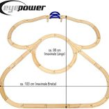 12075-Wooden-Train-Set-130-Pieces-More-than-5-m-of-Tracks-Compatible-with-Brio-Eichhorn-Ikea-Thomas-etc-0-3