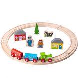 Bigjigs-Rail-My-First-Wooden-Train-Set-Beginner-Railway-Set-0
